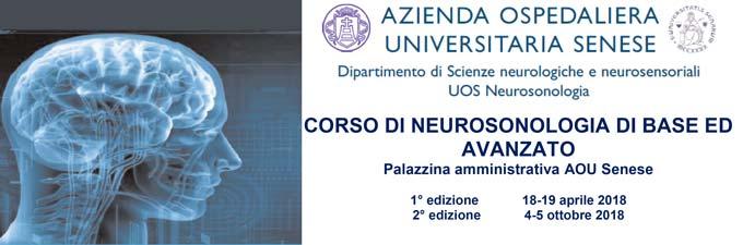 Corso Di Neurosonologia Di Base E Avanzato