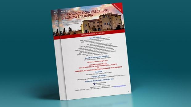 XVIII Corso Nazionale Ultrasonologia Vascolare: diagnosi e terapia
